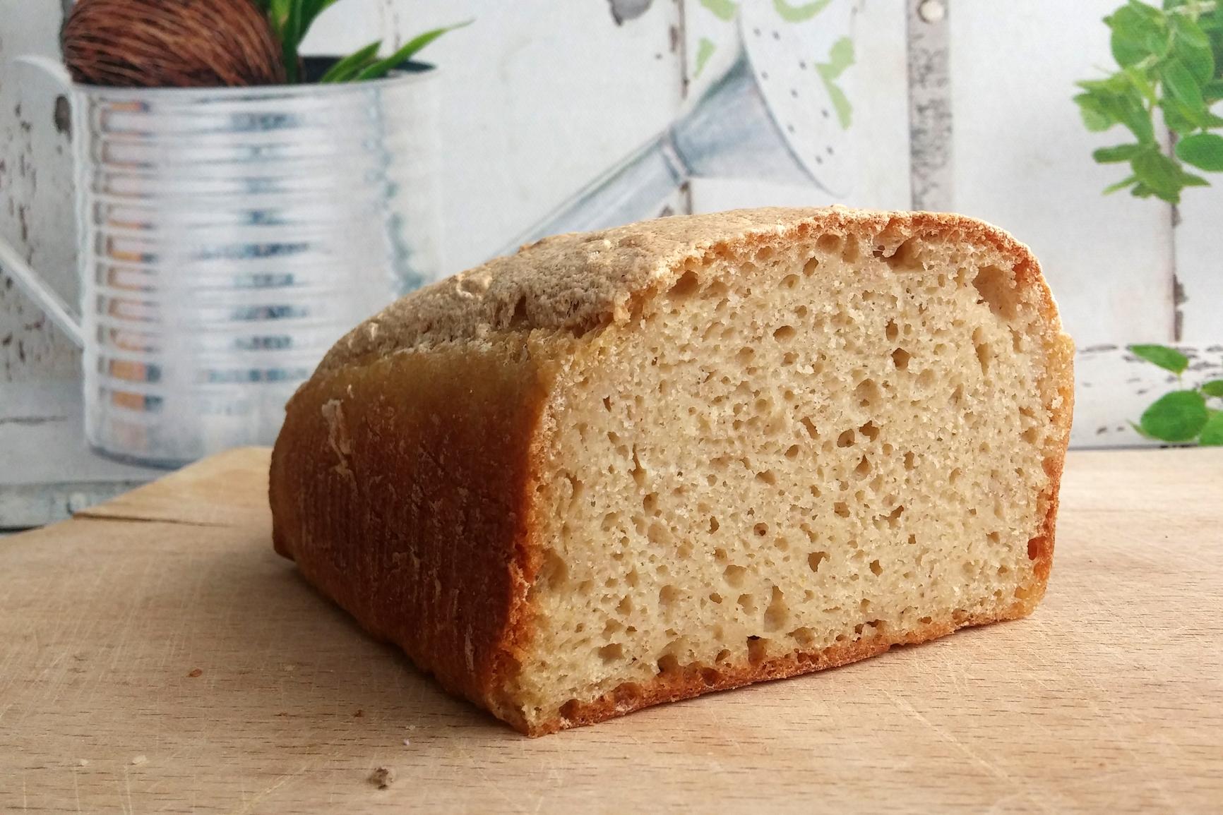 Bezglutenski hleb Prosko