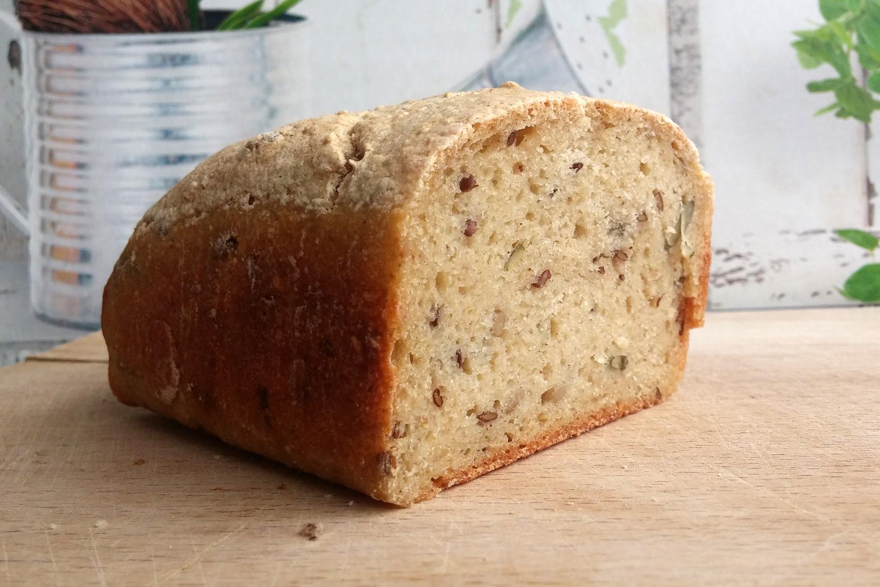 Bezglutenski hleb Semenka
