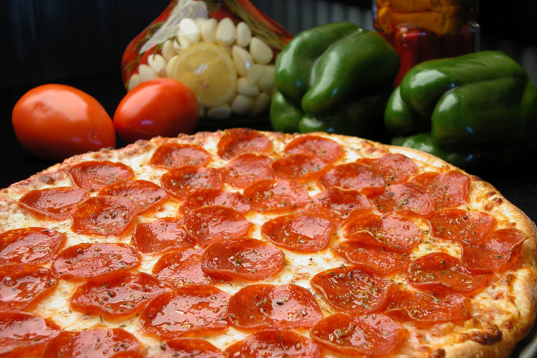 Bezglutenska pizza kulen